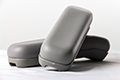 Contoured Armrest Pad (Gray)