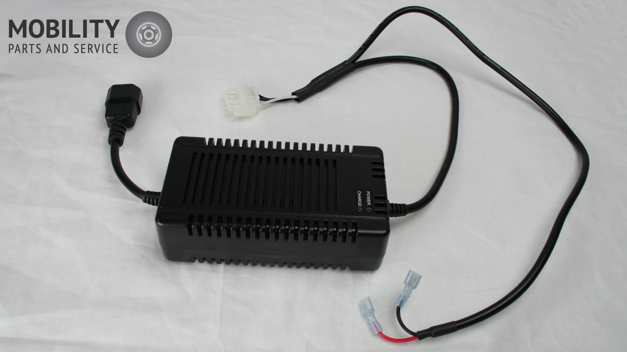 Battery Charger - 4A 24V On-Board