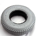 Tire Sawtooth 9x2 (Gray)