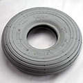 Front Tire 10x3""