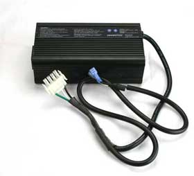 Battery Charger - 5A 24V On-Board