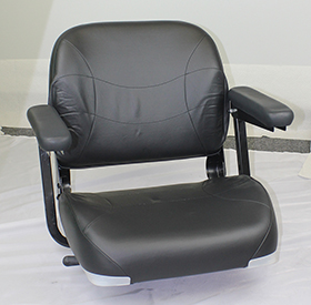 Dark Grey Rascal Seat