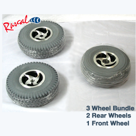 3 Wheel Bundle